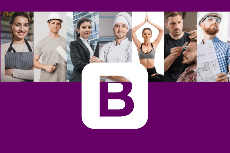 Bootstrap Website Design